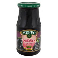 Fresh black currant with sugar 350G # 2 pieces