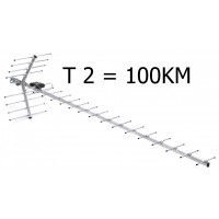 television antenna Wave 2-24. signal gain 14-16 dB