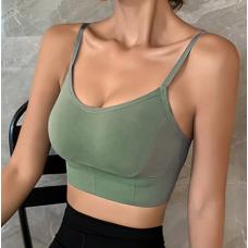 Women's top, women's underwear, crop top, seamless cropped top, tank top, Women's sleeveless top, seamless underwear, women's tops, sexy underwear