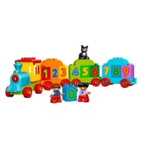 LEGO Duplo Train Count and Play