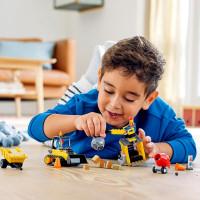 LEGO City Construction Bulldozer