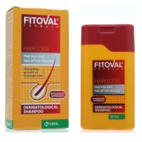 Dermatological shampoo Fitoval formula against hair loss 200 ml  a plus Hair strengthening capsules Fitoval formula 60 capsules