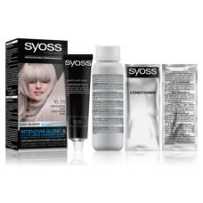 Syoss Cool Blonds shade 10-55 Ultra platinum blond