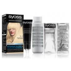Syoss Intensive Blond shade 13-0 Ultra Lightener