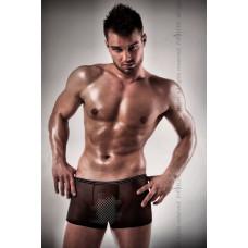 Erotic Men's Shorts 025 SHORT Black XXL / XXXL - Passion