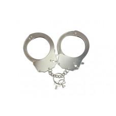 Handcuffs metal Adrien Lastic Handcuffs Metallic