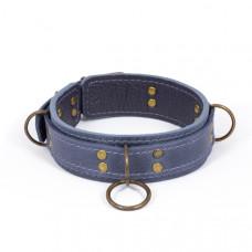 LOVECRAFT collar size M blue