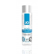Water-based lubricant System JO H2O - COOLING (120 ml)