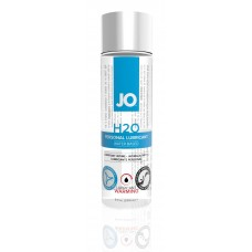 Water-based lubricant System JO H2O - WARMING (240 ml)