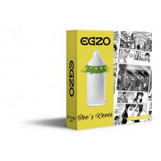 EGZO Bees knees penis nozzle (condom with antennae)
