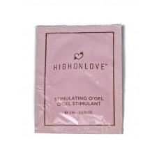 HighOnLove Stimulating Gel O Gel Stimulating Vibrator Sampler (3 ml)