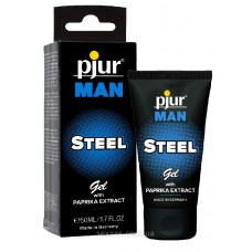 Penis Gel Massage Pjur MAN Steel Gel 50 ml