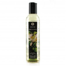 Shunga ORGANICA Organic Massage Oil - Exotic green tea (250 ml)