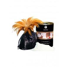 Edible body powder Shunga Sweet Snow Body Powder - Honey of the Nymphs (228 grams)
