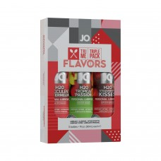 System JO Limited Edition Tri-Me Triple Pack Gift Pack - Flavors (3 x 30 ml)