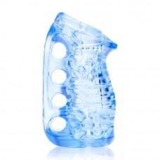 Masturbator Fleshlight Fleshskins Grip Blue Ice