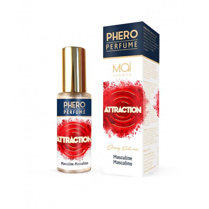 Pheromone Perfume for Men MAI Phero Perfume Masculino (30 ml)