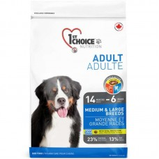 1st Choice (Fest Choys) Adult Medium&Large Breeds - A dry feed with chicken for adult dogs of average and large breeds