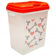 1st Choice (Fest Choys) is the Container for a dry feed rectangular