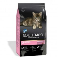 Equilibrio Cat Kitten - A dry feed with chicken and fish for kittens of all breeds
