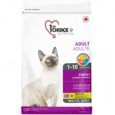 1st Choice (Fest Choys) Active is the Dry feed with chicken for active or pereborchivy cats