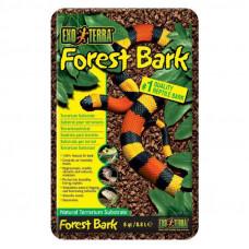 Exo Terra (Ekzo Terra) Forest Bark - Filler fir Bark substrate for a terrarium