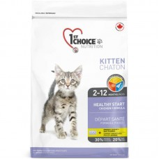 1st Choice (Fest Choys) Kitten is the Dry feed with chicken for kittens