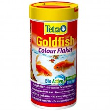 Tetra Goldfish Colour Flakes - Flakes for improvement of coloring of all goldfishes