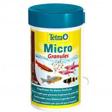 Tetra Micro Granules - Micro granules for small decorative fishes