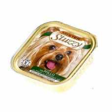Stuzzy (Shtuzi) Dog Chicken - A tinned forage in the form of paste with chicken for dogs