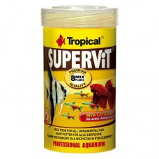 Tropical Supervit - A dry feed in the form of flakes for all types aquarian fishes (universal)
