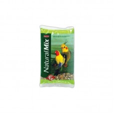 Padovan Naturalmix Parrocchetti - A forage for parrots of the average sizes
