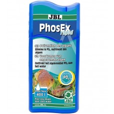 JBL (GBL) PhosEx rapid - Means for removal of phosphates from fresh water