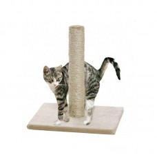 Karlie-Flamingo (Carly Flamingo) Lisa Beige - A column a claw sharpener for cats