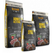 Belcando Adult Active - A dry feed with chicken and fish for adult active dogs of average and large breeds