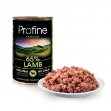 Profine (Professional Ainu) of Dog Lamb - Damp dog food with a lamb