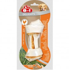 8in1 (8v1) Delights is Delicacy with chicken for dogs