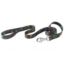 Ferplast of Club Verve G - A lead nylon for dogs with the drawing