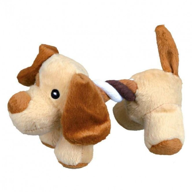 Trixie the Toy rope with Animals plush