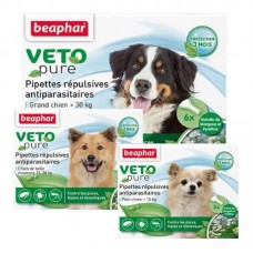 Beaphar Bio Spot On Dogs - Natural antiparasitic drops for dogs