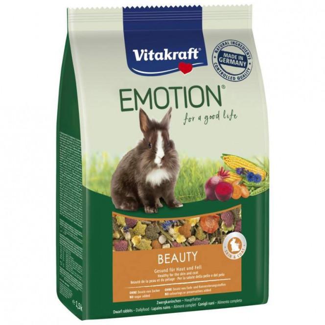 Vitakraft Emotion Beauty Selection - A forage for rabbits