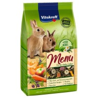 Vitakraft Premium Menu Vital - A forage bonus for rabbits