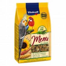 Vitakraft Premium Menu - A forage for average parrots