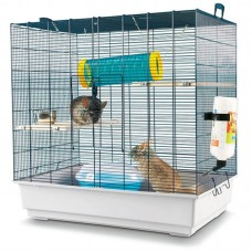 Savic Chichi 2 - A cage for rodents with an equipment set