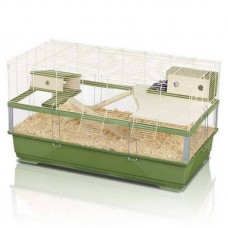 Imac (Aimag) Plexi 100 Wood - A cage plastic for rats, gerbils and other rodents