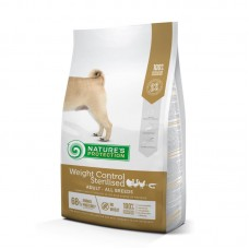 Nature's Protection (Neycheres Protection) Weight Control Sterilised Adult All Breeds – A dry feed for adult dogs of all breeds after sterilization inclined to completeness