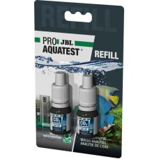 JBL (GBL) ProAquaTest CO2 pH Permanent - Reagents to the test for definition of pH and CO2 in freshwater aquariums