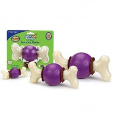 Premier Bouncy Bone - A superstrong toy feeding trough for dogs