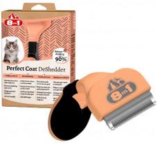 8in1 (8v1) Perfect Coat DeShedder Cat - Deshedder for comb-out of cats