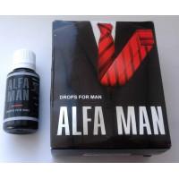 Alfa Man - Drops to increase potency